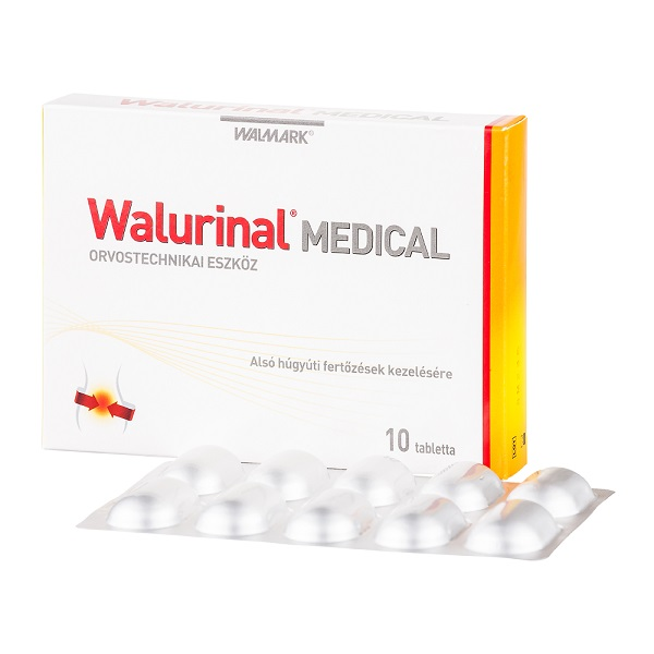 Walmark Walurinal Medical tabletta